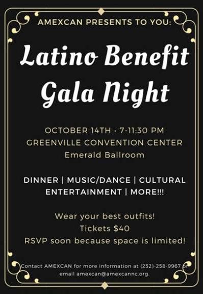 AMERICAN Presents 1st Annual Latino Gala