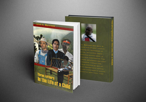 Three Fathers in the Life of a Child Book Jacket
