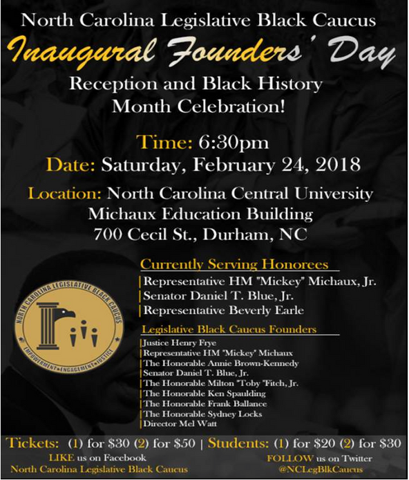 Inaugural Founders' Day