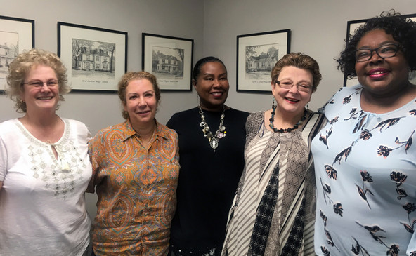 Democratic Women Elect New Officers