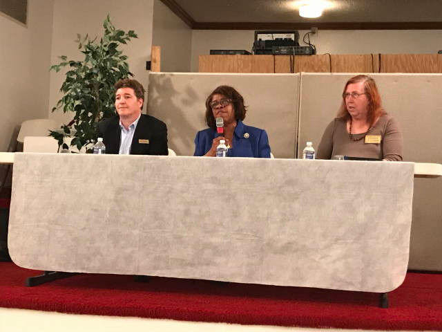 Second District US House Candidates Answer Questions in Rocky Mount