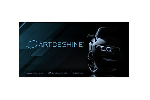 Artdeshine Banner