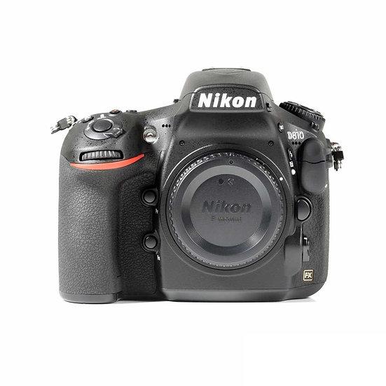 NIKON D810 DSLR Camera - Body Only