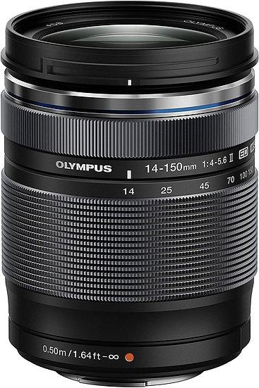 Olympus M.Zuiko Digital ED 14-150 mm II 1:4.0-5.6 Lens