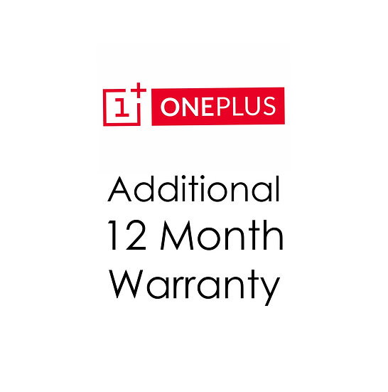 12 Months Extended Warranty - OnePlus