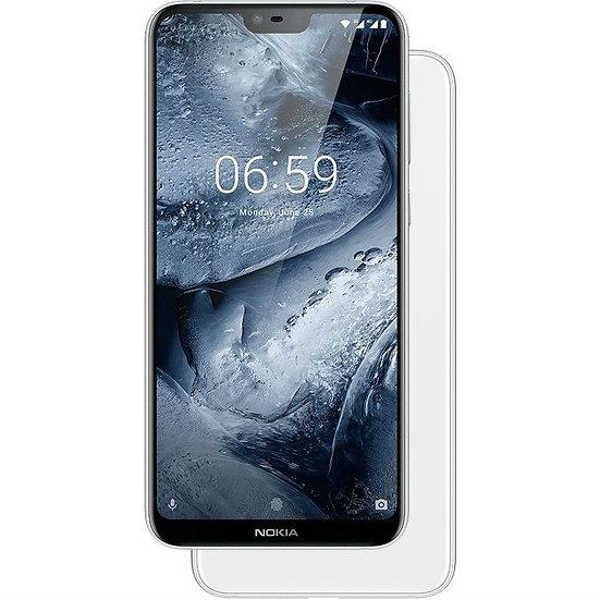 Nokia 6.1 Plus White 64GB Storage