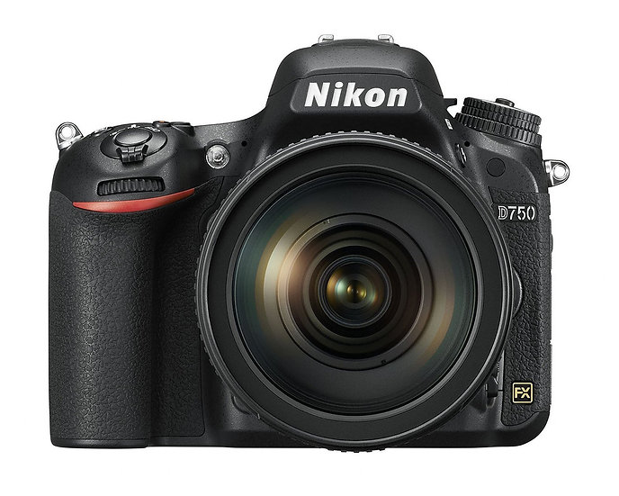 NIKON D750 DSLR Camera with AF-S 24-120mm f/4G ED VR Lens Kit