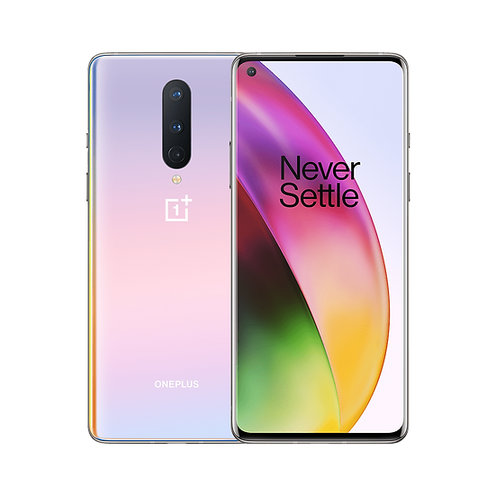 OnePlus 8 Interstellar Glow 12GB RAM + 256GB Storage