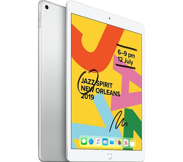 iPad 10.2-inch (2019) Wi-Fi 128GB - Silver