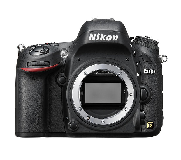NIKON D610 DSLR Camera - Body Only
