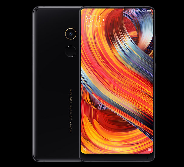 Xiaomi Mi Mix 2 Ceramic Black 6GB RAM + 128GB Storage