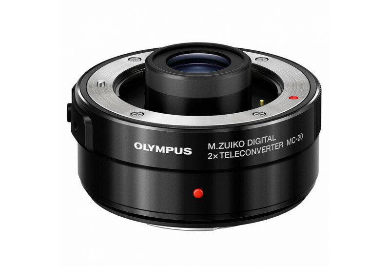 Olympus MC-20 M.Zuiko Digital 2x