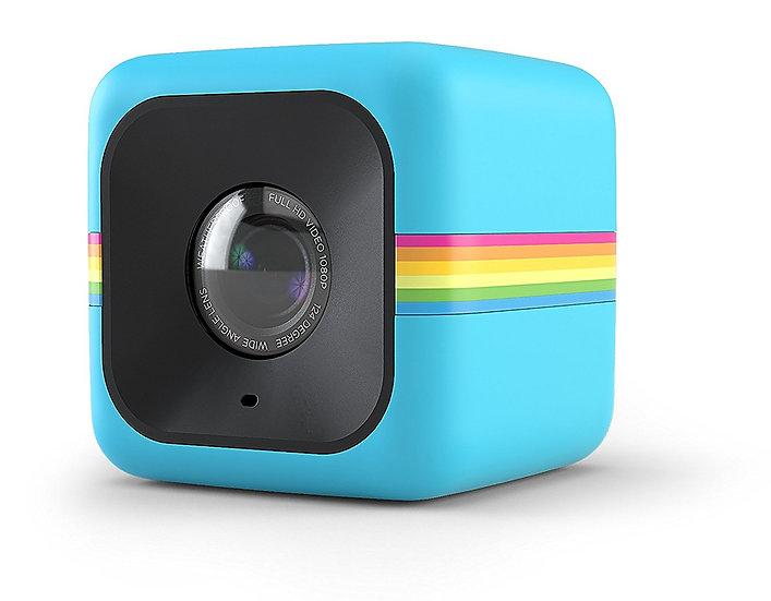 Polaroid Cube+ Wi-Fi Lifestyle Action Camera - Blue