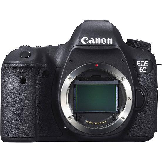 CANON EOS 6D DSLR Camera - Body Only