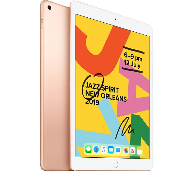 iPad 10.2-inch (2019) Wi-Fi 128GB - Gold