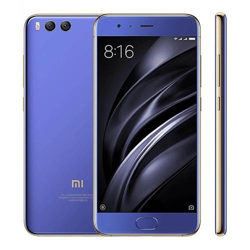 Xiaomi Mi 6 Blue 6GB RAM + 128GB Storage