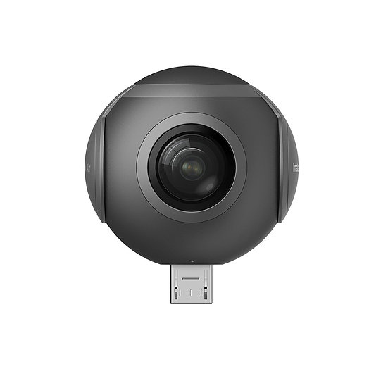 Insta360 Air 360° VR Video Camera for Android (Micro USB) - Black