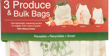 ECOBAGS  Produce Bag Set