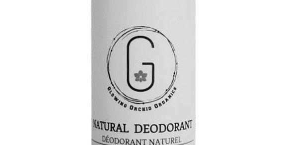 Glowing Orchid Organics Lavender & Rose Natural Deodorant