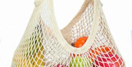 ECOBAGS 100% cotton string bag