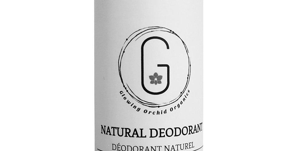 Glowing Orchid Organics Lime Mojito Natural Deoderant