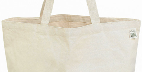 ECOBAGS Canvas Tote Bag