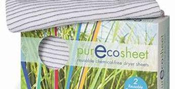 PurEcosheet Reusable Dryer Sheets