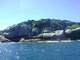 Fantasma Boat te leva para a conhecer a Ilha Branca em Búzios