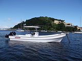 Fantasma Boat - Boat rentals for tour and fishing in RJ