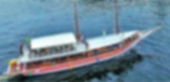 Fantasma Boat - Locação de Escunas e Saveiros para passeio, eventos, festa a bordo e viagens no RJ.