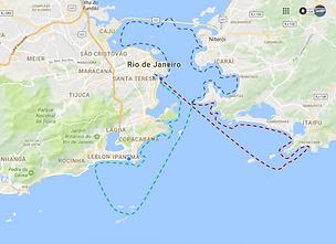 Roteiro para passeio de barco no RJ. Passear de lancha da Marina da Glória, Orla do RJ e Ilhas Cagarras ou Orla de niterói.