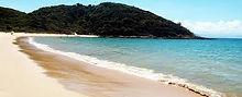 Fantasma Boat te leva para a Praia do Canto em Búzios