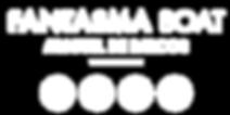 Logo Fantasma Boat - Aluguel de Barcos no RJ