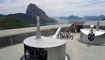 Forte do Leme em Angra dos Reis no RJ.
