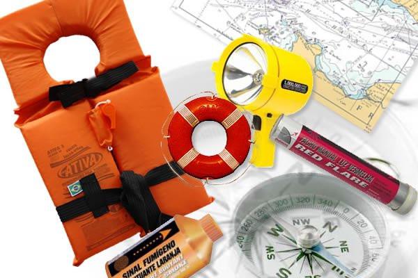 Dicas de segurança para passeios de barco