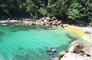 Fantasma Boat leva você para conhecer Ilha Comprida em Angra dos Reis no RJ.