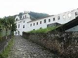 Convento de São Bernardino de Sena em Angra dos Reis no RJ.