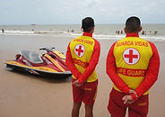 salva vidas a bordo para sua segurança