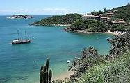 Fantasma Boat te leva para a Praia de João Fernandes em Búzios