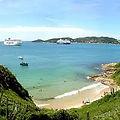 Fantasma Boat te leva para a Praia dos Amores em Búzios
