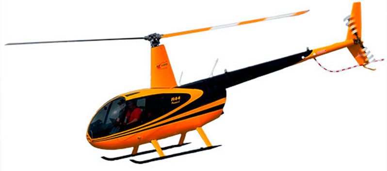 Voo panoramico de Helicóptero