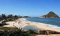 Fantasma Boat leva você para conhecer a Praia da Macumba em Angra dos Reis no RJ.