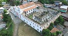 Fantasma Boat leva você para conhecer o Convento de São Bernardino de Sena em Angra dos Reis no RJ.