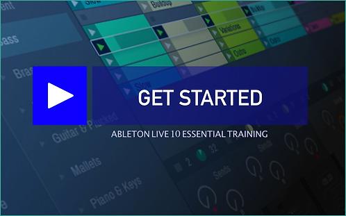 Ableton 10 Curso Video Aulas