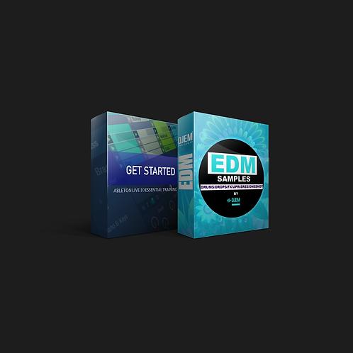 Curso Ableton 10 + EDM Samples