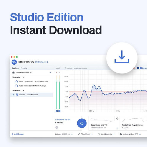 Reference 4 Studio edition download only