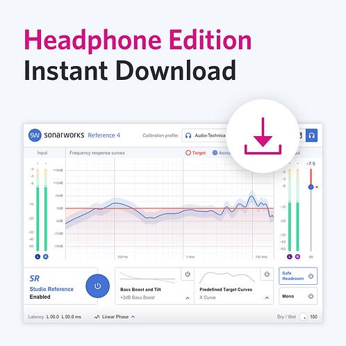 Reference 4 Headphone edição  download