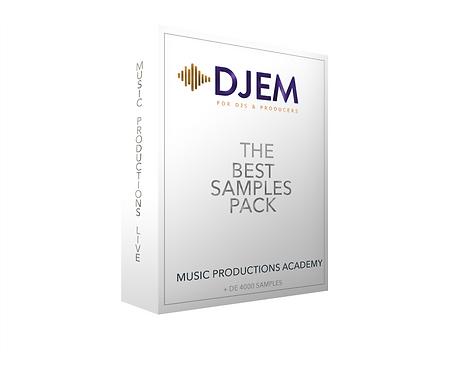 DJEM -The Best Sample Pack
