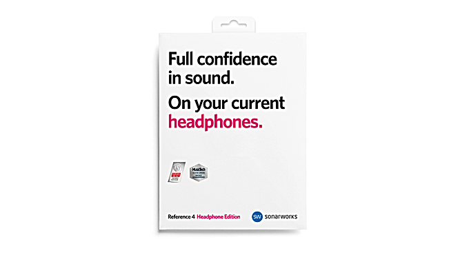 Reference 4 Headphone edition retail envelope