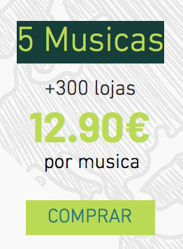 5 Musica Distribuição